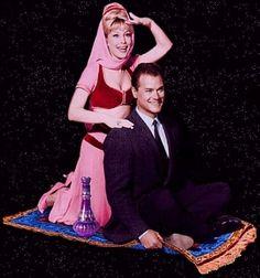 i dream of jeannie | Tony and Jeannie - I Dream of Jeannie Photo (6239037) - Fanpop ...