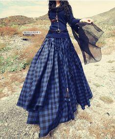 Indian Fashion, Boho Fashion, Fashion Dresses, Womens Fashion, Fashion Design, Fashion Trends, Skirt Outfits, Cool Outfits, Moda Steampunk