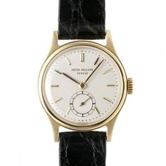 《吉祥寺R's》パテックカラトラバ24511950年代アンティーク 時計 Watch patek philippe ¥798000yen 〆04月28日