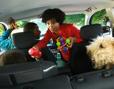 Fun Road Trip Activities for Kids