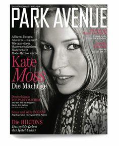PARK AVENUE Magazine 12_2006 | Roger Furrer • Visual Co-Founder / Typography