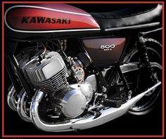 kawasaki 500 h1 - Google Search