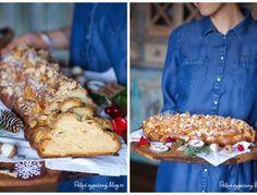 Křehký koláč s jablky – PĚKNĚ VYPEČENÝ BLOG Blog, French Toast, Vegetables, Breakfast, Mascarpone, Lemon, Morning Coffee, Blogging, Vegetable Recipes