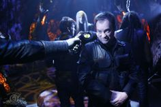 Shooting Stargate: Atlantis