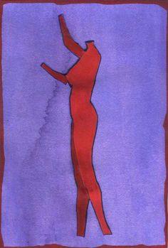 "Katya Sanna artwork ""L'annullamento"" mailart against  violence on women. Free download pdf version with lyrics in English language: http://www.katyasanna.it/metzly/magliette/maglietta%2004.htm More images:  http://www.katyasanna.it/metzly.htm  KATYA SANNA http://www.katyasanna.it/"