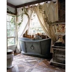23 Bohemian Bathroom Designs ❤ liked on Polyvore featuring home, bed & bath, bath and bath accessories