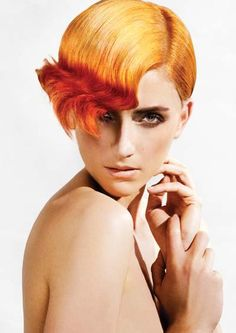 2. Marie_Uva_2 by Hair Expo, via Flickr