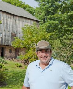Celebrating Farm to Table: A Day With Celebrity Chef Jose Garces in His Organic Garden