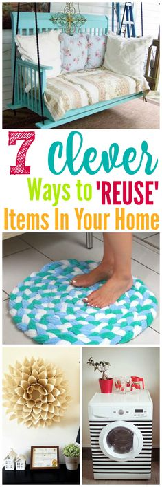 7 upcycle ideas for your home