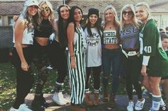 Sigma Kappa at Michigan State University College Games, College Game Days, Tailgate Outfit, Game Day Shirts, Football Outfits, Best Friend Goals, College Outfits, Girl Outfits, Female
