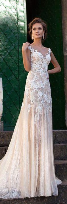 Milla Nova 2016 Bridal Collection -  Vena