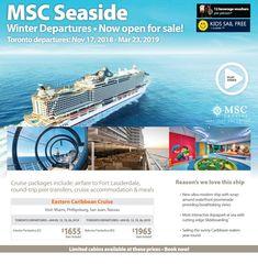 57 Best MSC Seaside Adventure images in 2018 | Seaside