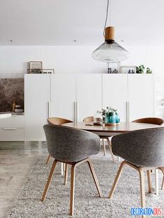 A Scandinavian Inspired Melbourne Home - http://www.decorationous.com/home-decoration/a-scandinavian-inspired-melbourne-home.html