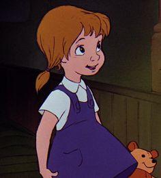 Penny (The Rescuers) Disney Pixar Movies, Disney Wiki, Disney Cartoons, Disney Female Characters, Brave Characters, Old Disney, Disney Love, Disney Girls, Gogo Tomago