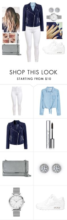"""""""Bluebell"""" by teodoramaria98 ❤ liked on Polyvore featuring H&M, By Terry, STELLA McCARTNEY and NIKE"""