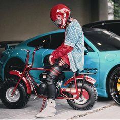 Bape, Stussy, Urban Fashion, Mens Fashion, Supreme Clothing, Motorcycle Suit, Supreme Accessories, Vintage Outfits, Vintage Fashion