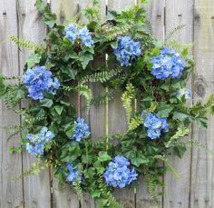 Spring Wreath  Spring / Everyday Wreath  Spring by HornsHandmade, $72.00