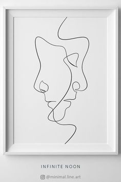 Abstract face one line drawing print Minimalist artwork abstract poster art modern abstract wall art printable decor scandinavian art bedroom wall art Simple Art Abstract Line Art, Abstract Faces, Abstract Drawings, Art Scandinave, Face Line Drawing, Drawing Hands, Simple Face Drawing, Drawing Poses, Drawing Ideas