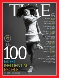 Li Na graces the cover of this week's TIME Magazine, which named her to its annual list of the 100 most influential people in the world. Along with LeBron James, Lindsey Vonn and Mario Ballotelli, Li is one of only four athletes named to the list. Tennis has always had a strong presence on the list, with Roger Federer, Rafael Nadal, Serena Williams and Novak Djokovic among recent honorees.