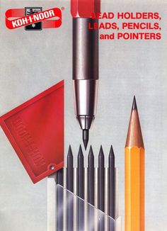The Drafting Pencil