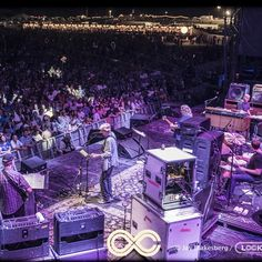 #tbt to Phil Lesh and Friends at #LOCKN2014 with #warrenhaynes We can't wait to see you at #LOCKN2015!