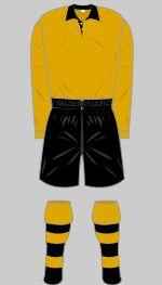 eefe09e59 The FA Cup Finalists - Historical Football Kits