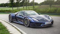 Porsche Recalls 918 Spyder for Wiring Woes – News – Car and Driver ...