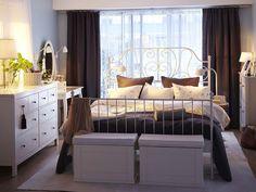 wg zimmer wohn schlafzimmer schlafzimmer ideen bett machen wohnen und deko einrichten und wohnen wohneinrichtung zuhause sein rund ums haus ikea - Schlafzimmerideen Des Mannes Ikea