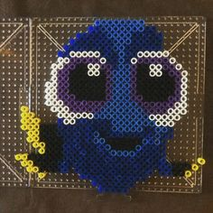 Baby Dory perler beads by emilyyannemarie                                                                                                                                                      More
