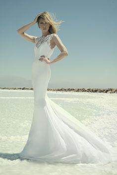 felice-sapiente: Свадебные платья Yaki Ravid 2013