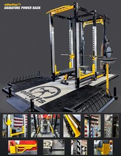 Like this alot has everything you need to get them gains! Putting this on my wish list.