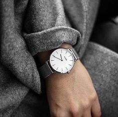 Grey layers @clusewatches