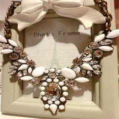 2016 New Fashion Acrylic Statement Necklace Women's Diamo Choker Pendant Maxi Necklaces Women Fine Jewelry Collar Mujer Collier♦️ B E S T Online Marketplace - SaleVenue ♦️👉🏿 http://www.salevenue.co.uk/products/2016-new-fashion-acrylic-statement-necklace-womens-diamo-choker-pendant-maxi-necklaces-women-fine-jewelry-collar-mujer-collier/ US $2.99