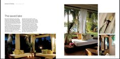 Thanks to Compasses Architectural Magazine for featuring my home in their Dubai and Italy edition.