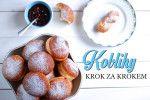 Masopustní koblihy -- recept do každé rodiny Czech Recipes, Snack Recipes, Snacks, Learn To Cook, Pavlova, Fritters, Pretzel Bites, Food And Drink, Sweets
