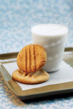 Πώς να φτιάξω μπισκότα με φυστικοβούτυρο