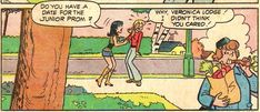 """Dirty River — dirtyriver: """"Why, Veronica Lodge! I didn't think..."""