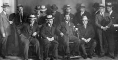 Sicilian Mafia gang La Cosa Nostra