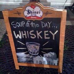 St Patrick's Day Sopa del Dia