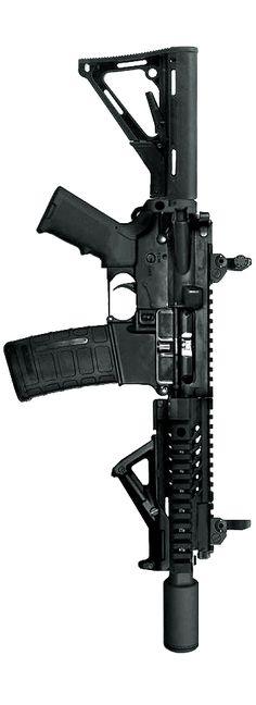"THOR TR-15 ""Talon"" PDW - 5.56x45mm NATO"