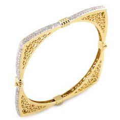 diamond bangles