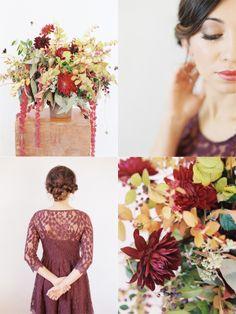 fall wedding flower ideas by jessica sloane event styling & design (jessicasloane.com)