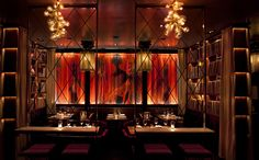 Gallery of Chambers Eat + Drink / Mr. Important Design - 14
