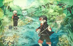 #Kakashi and Obito