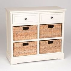 6 Drawer Storage Cart Stylish 5 Rolling
