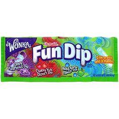 Fun Dip Powdered Candy