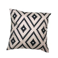 Amazon.com: XUANOU Throw Pillow Case Simple Geometric Argyle Linen Cushion Cover For Home Decor: Home & Kitchen