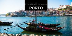 Porto has a large serving of old world charm for the visiting tourists to Portugals second largest city. 5 things not to miss in Porto