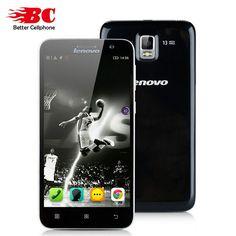 Original Lenovo A806 4G Mobile Phone MTK6592 MTK6290 Octa Core 1.7GHz Android 4.4 2G RAM 16G ROM 13MP 5.0'' 1280X720 FDD LTE GPS