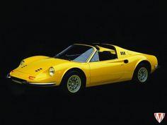 Ferrari Dino 246 GTS (1972-1974)